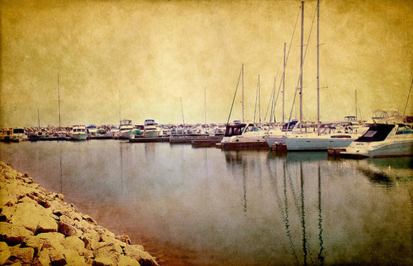 Photograph - Kenosha Harbor by Milena Ilieva