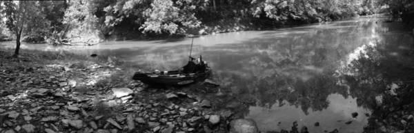 Wall Art - Photograph - Kentucky Kayak Salt River by Dave Mckinley