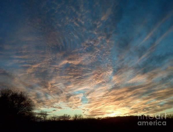 Photograph - Kentucky Sunset by Tammie J Jordan