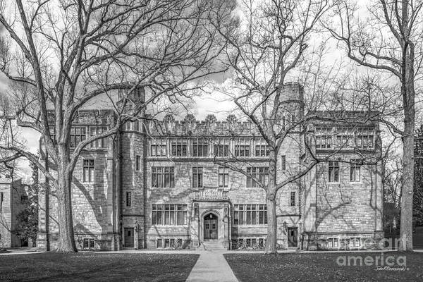 Photograph - Kenyon College Mather Hall by University Icons
