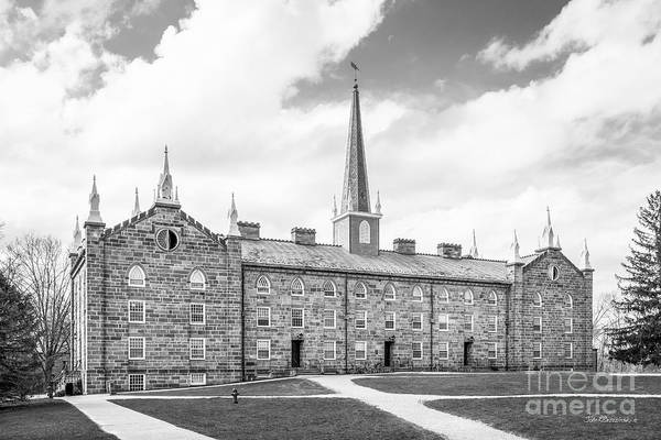 Celebration Photograph - Kenyon College Old Kenyon by University Icons