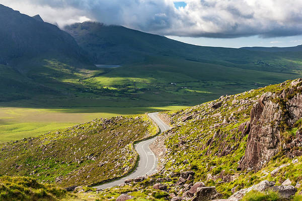 Photograph - Kerry Mountain Pass Ireland by Pierre Leclerc Photography