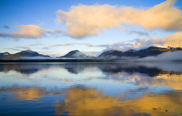 Channel Wall Art - Photograph - Ketchikan Sunrise by Mike  Dawson