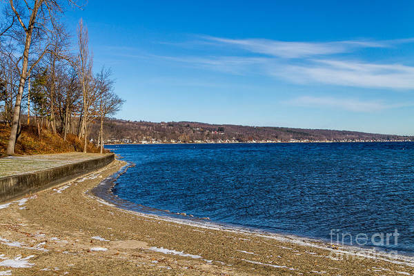 Photograph - Keuka East Branch by William Norton