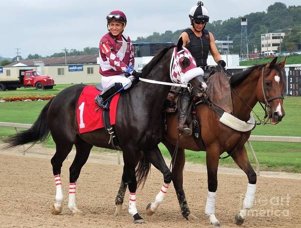 Timonium Wall Art - Photograph - Kevin Gomez - Who Stole My Sock - Timonium by Anthony Schafer