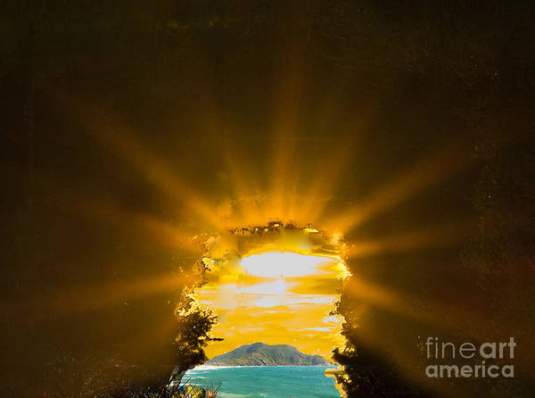 Photograph - Key Light by James Hennis