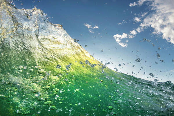 Out Of The Ordinary Photograph - Key Lime by Sean Davey