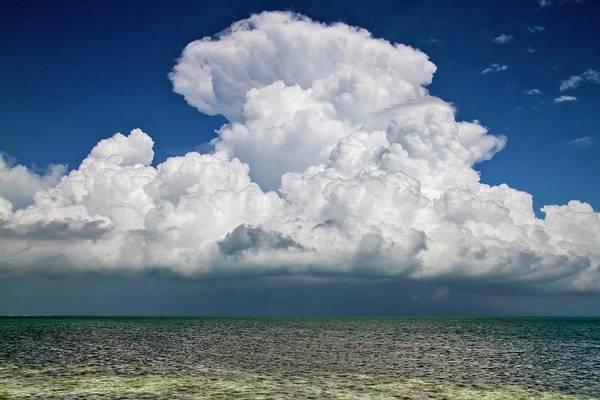 Photograph - Key West Clouds by Bob Slitzan