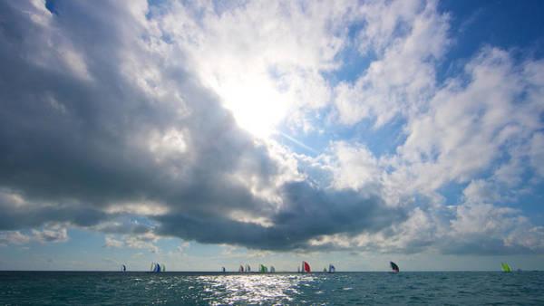 Photograph - Key West Racing Vista by Steven Lapkin