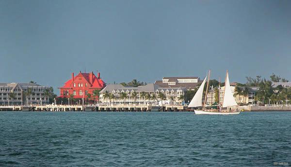 Photograph - Key West Shoreline by Frank Mari
