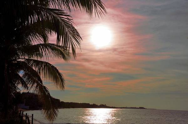 Photograph - Key West Sunrise by Bill Cannon