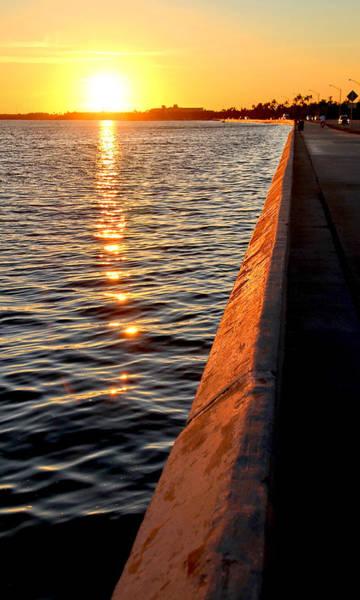 Photograph - Key West Sunset 2 by Bob Slitzan
