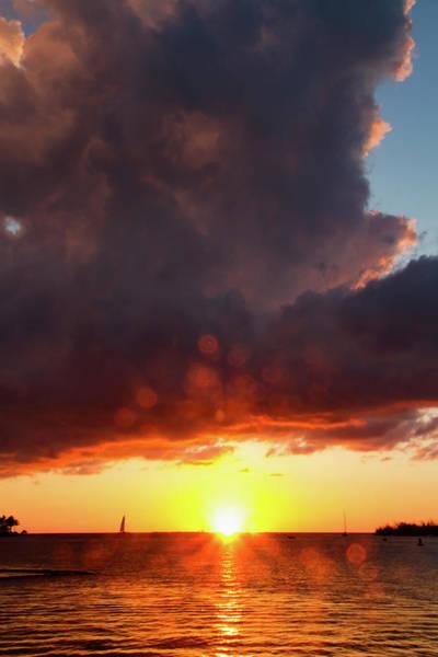 Photograph - Key West Sunset 26 by Bob Slitzan