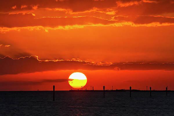 Photograph - Key West Sunset 31 by Bob Slitzan