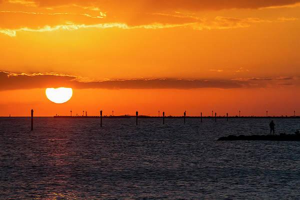 Photograph - Key West Sunset 33 by Bob Slitzan