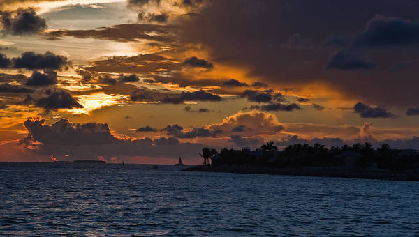 Wall Art - Photograph - Key West Sunset by Patrick  Flynn