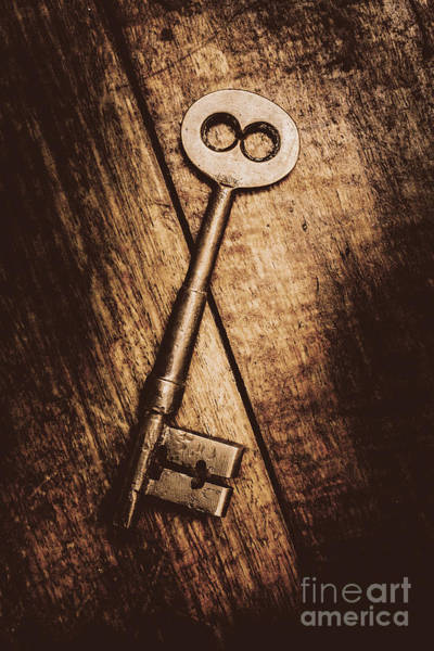 Overlay Photograph - Keys And Crossing Lines by Jorgo Photography - Wall Art Gallery