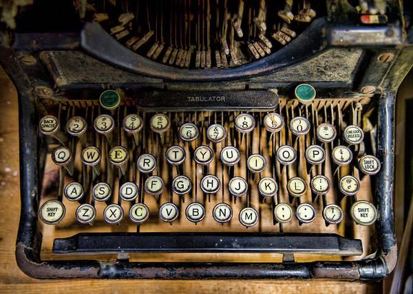 Photograph - Keys by Heather Applegate