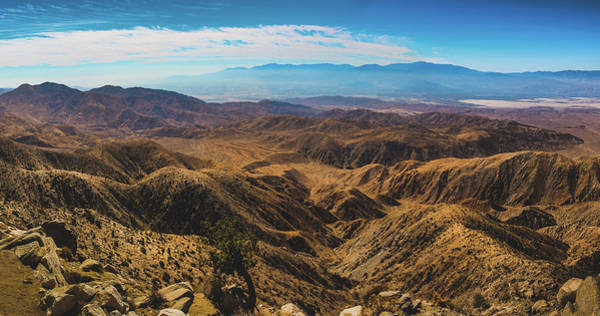 Photograph - Keys View Overlook Panorama by Andy Konieczny