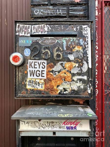 Photograph - Keys Wge 256 by Flavia Westerwelle