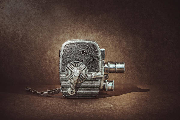 Camera Wall Art - Photograph - Keystone Capri K28 by Scott Norris