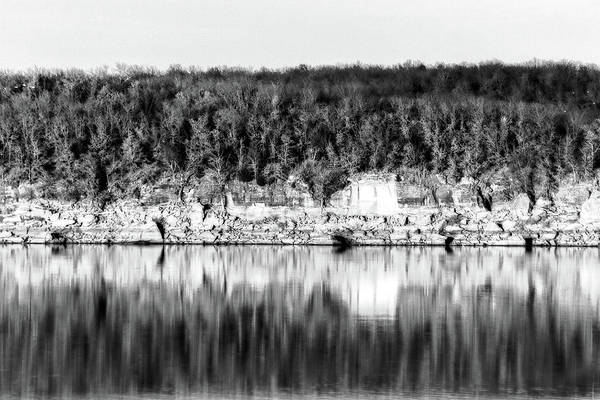 Photograph - Keystone Reflected by CE Haynes