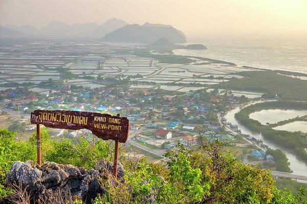 Photograph - Khao Dang Viewpoint by Fabrizio Troiani