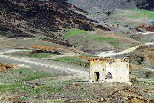 Photograph - Khyber Pass Outpost by SR Green