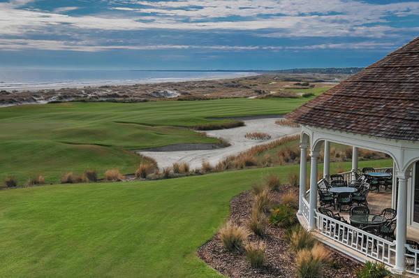 Kiawah Island Photograph - Kiawah Island Ocean Golf Course by Connie Mitchell