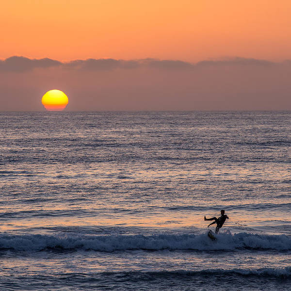 Torrey Pines Photograph - Kickin It by Peter Tellone