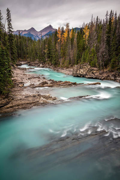 Photograph - Kicking Horse River by Pierre Leclerc Photography