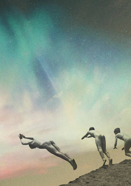 Hippy Digital Art - Kids by Fran Rodriguez