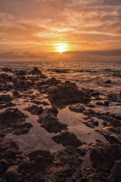 Kihei Photograph - Kihei Sunset 2 - Maui Hawaii by Brian Harig