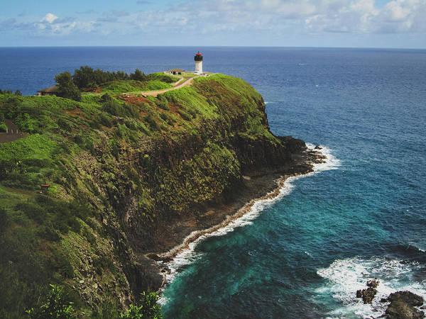 Photograph - Kilauea Lighthouse by Andy Konieczny