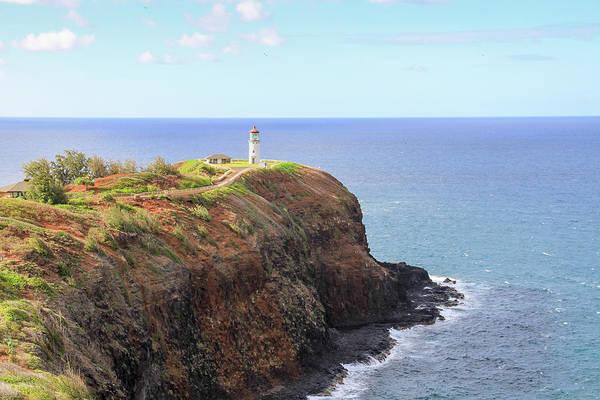 Photograph - Kilauea Point Lighthouse by M C Hood