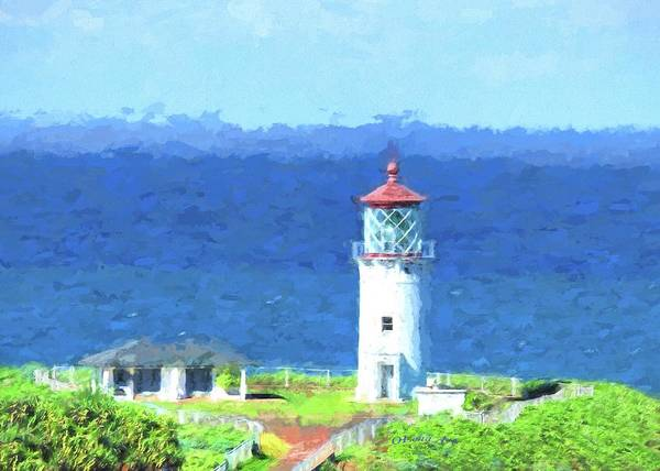 Photograph - Kilauea Point  by OLena Art Brand