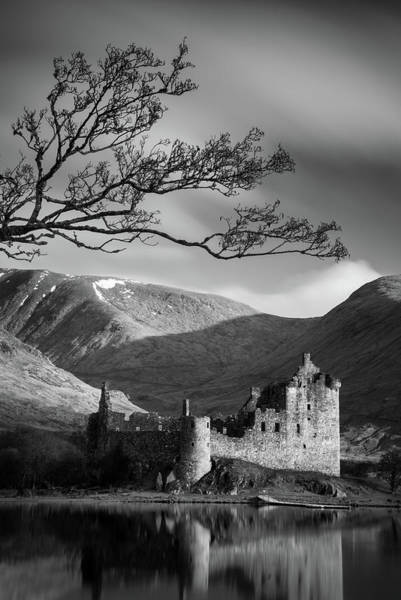 Wall Art - Photograph - Kilchurn Castle by Dave Bowman