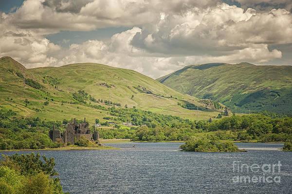 Wall Art - Photograph - Kilchurn Castle Loch Awe by Antony McAulay