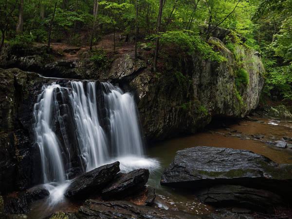 Photograph - Kilgore Falls Mayland by William Dickman