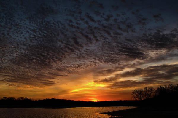 Photograph - Kill Creek Sunrise by Jeff Phillippi