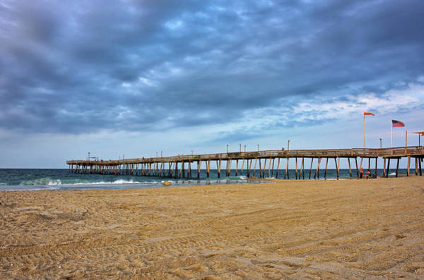 Wall Art - Photograph - Kill Devil Hills At Sunset - Outer Banks by Brendan Reals