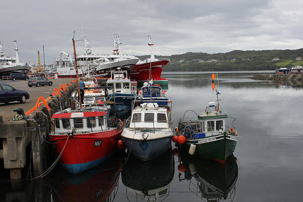 Photograph - Killybegs 4520 by John Moyer