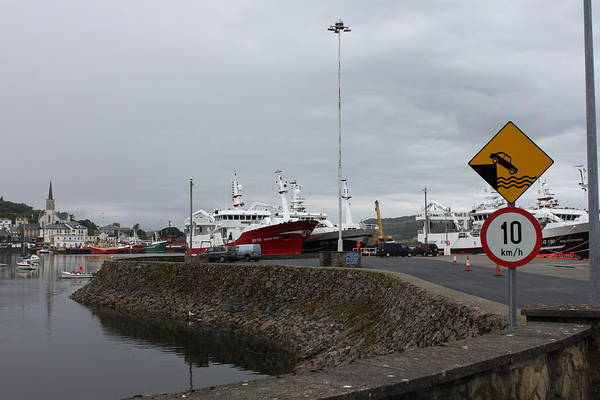 Photograph - Killybegs 4522 by John Moyer
