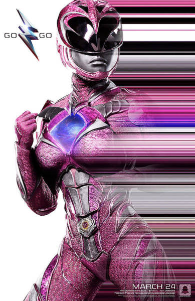 Wall Art - Digital Art - Kimberly - Suit Character Poster by Geek N Rock