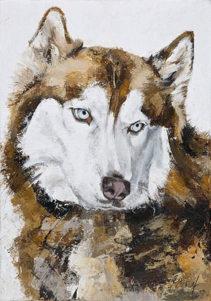 Kind Eyes Art Print
