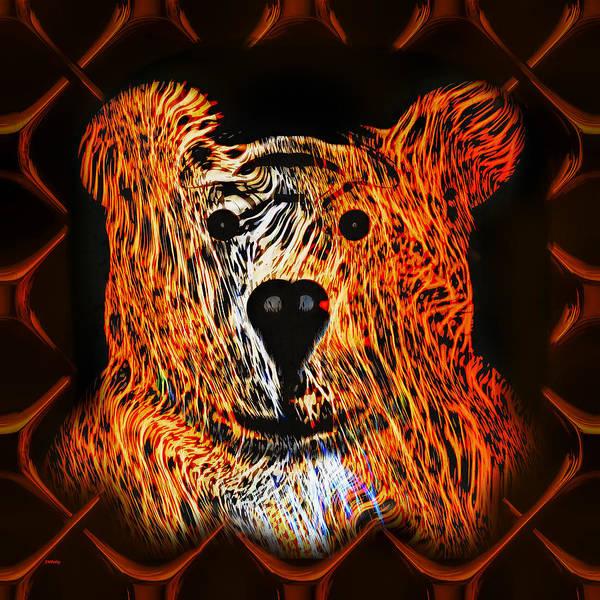 Photograph - Kindly Bear by John M Bailey