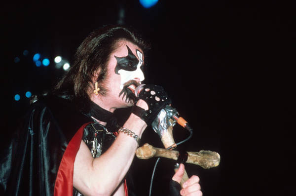 Photograph - King Diamond by Rich Fuscia