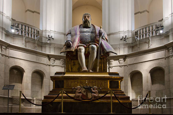 Photograph - King Gustav Vasa In The Nordiska Museet by RicardMN Photography