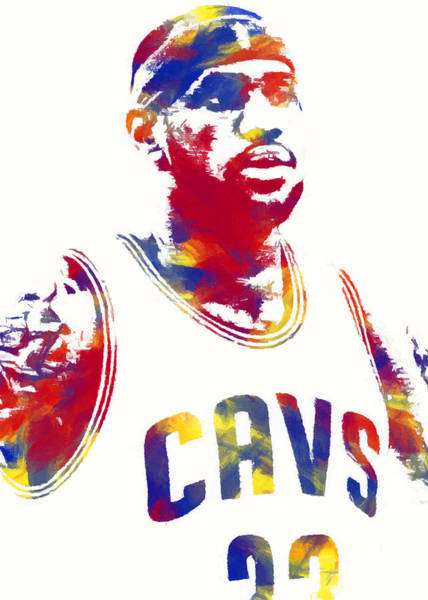 Wall Art - Digital Art - King James 2 by Ricky Barnard