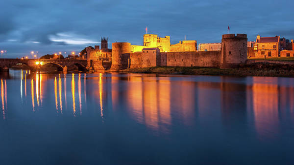 Photograph - King Johns Castle Ireland by Pierre Leclerc Photography